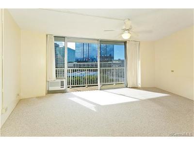 Honolulu Condo/Townhouse For Sale: 750 Amana Street #609