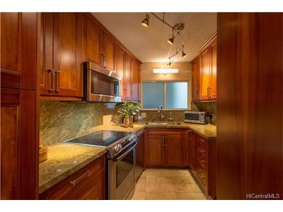 Honolulu County Condo/Townhouse For Sale: 469 Ena Road #2803