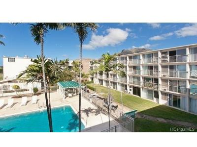 Waianae Condo/Townhouse For Sale: 85-175 Farrington Highway #A106