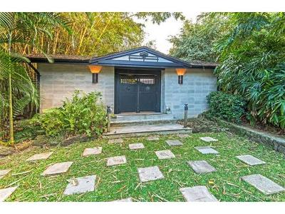 Single Family Home For Sale: 55-249a Kamehameha Highway