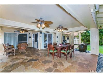 kapolei Single Family Home In Escrow Showing: 91-212 Hokuimo Place