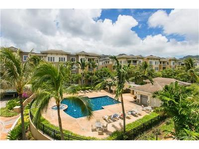 Honolulu County Condo/Townhouse For Sale: 520 Lunalilo Home Road #7416