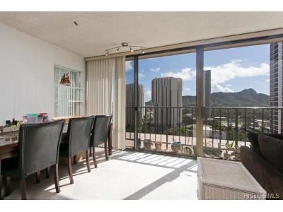 Honolulu Condo/Townhouse For Sale: 250 Ohua Avenue #PH I