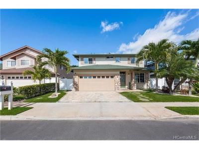 Kapolei Single Family Home For Sale: 91-1424 Wahane Street