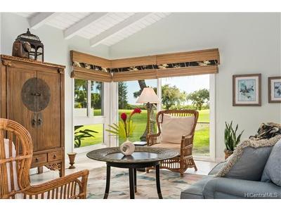 Honolulu Single Family Home For Sale: 1165 Paioluolu Way