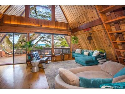 Kaneohe Single Family Home For Sale: 47-224 Kamehameha Highway