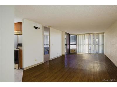 Honolulu Condo/Townhouse For Sale: 2334 Kapiolani Boulevard #201