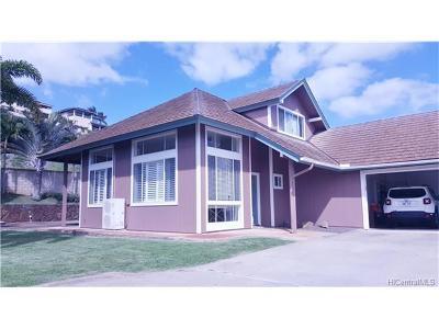 Kapolei Single Family Home For Sale: 92-340 Hookili Place