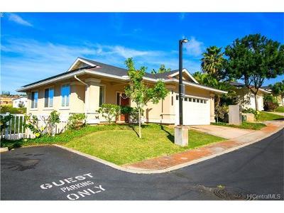 Kapolei Single Family Home For Sale: 92-1089 Palahia Street #B