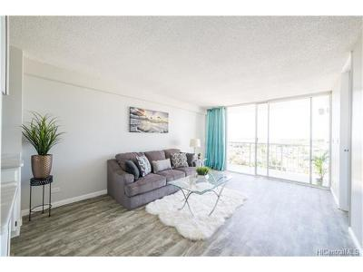 Aiea Condo/Townhouse In Escrow Showing: 99-060 Kauhale Street #806