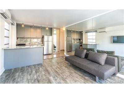 Condo/Townhouse For Sale: 445 Kaiolu Street #310
