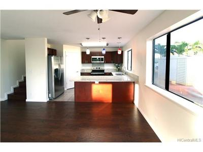 Single Family Home For Sale: 94-536 Mehame Place