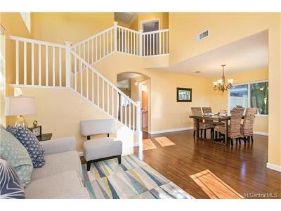 Ewa Beach Single Family Home For Sale: 91-1082 Kekaiholo Street