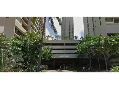 Honolulu Condo/Townhouse For Sale: 201 Ohua Avenue #1108 MAU
