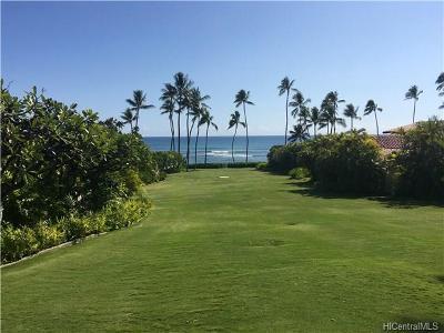 Honolulu Single Family Home For Sale: 3749 Diamond Head Road