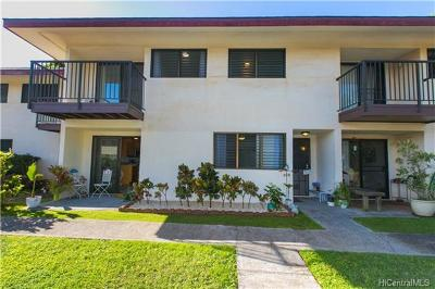 Aiea Condo/Townhouse In Escrow Showing: 98-330 Kaonohi Street #3