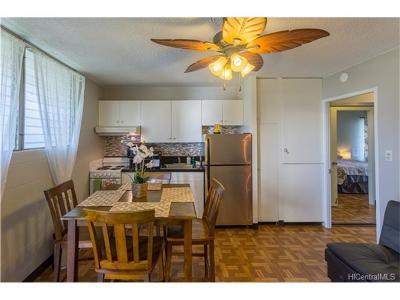 Honolulu Condo/Townhouse For Sale: 236 Liliuokalani Avenue #403