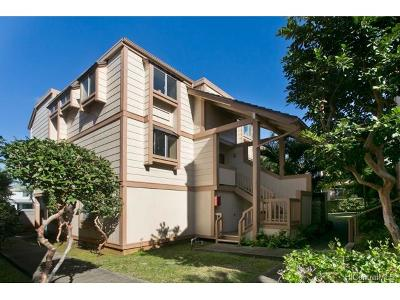 Aiea Condo/Townhouse For Sale: 98-941 Moanalua Road #306