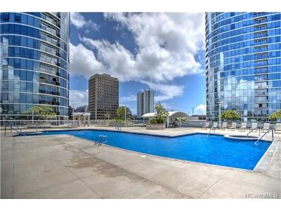 Condo/Townhouse For Sale: 1288 Kapiolani Boulevard #I-2005