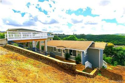 Single Family Home For Sale: 99-569 Aiea Heights Drive