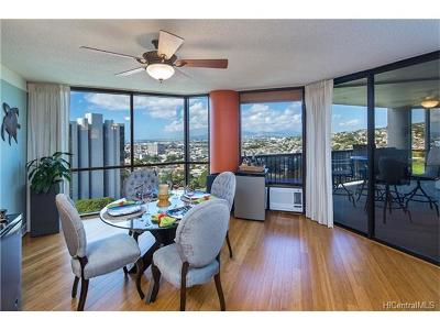 Honolulu Condo/Townhouse For Sale: 2101 Nuuanu Avenue #I1304