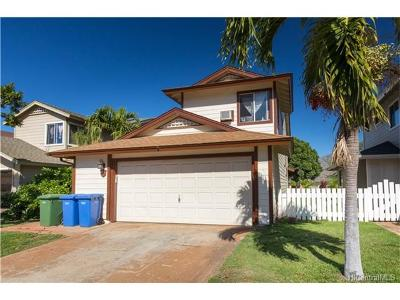Waianae Single Family Home For Sale: 87-354 Kulawae Street