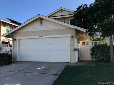 Waianae HI Single Family Home For Sale: $530,000