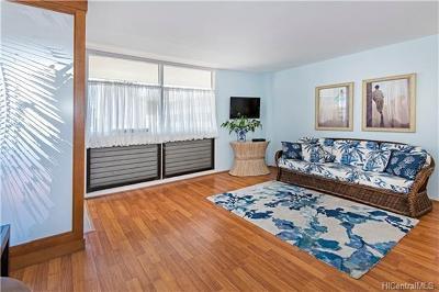 Honolulu Condo/Townhouse For Sale: 425 Ena Road #1206C