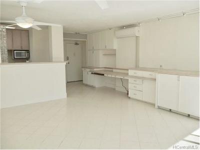 Honolulu HI Condo/Townhouse For Sale: $495,000