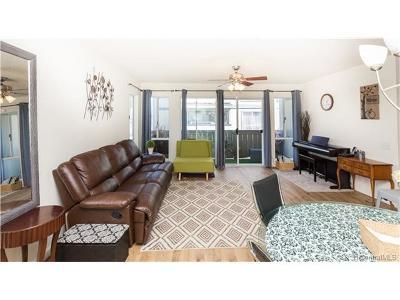 Ewa Beach Condo/Townhouse For Sale: 91-269 Hanapouli Circle #15G