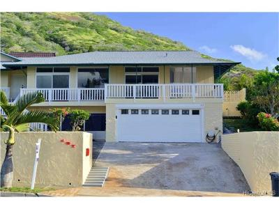 Multi Family Home In Escrow Showing: 187 Poipu Drive