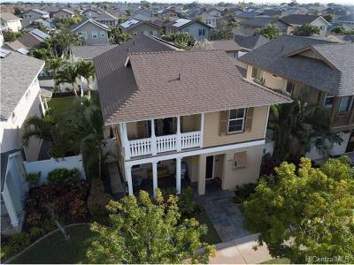 Ewa Beach Single Family Home For Sale: 91-1113 Waipuhia Street