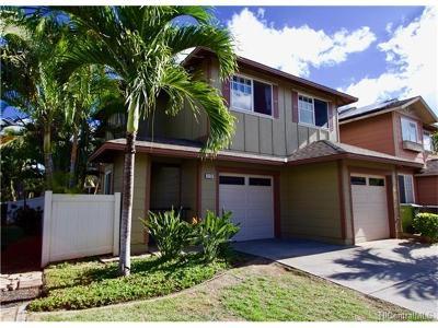 Ewa Beach Single Family Home For Sale: 91-624 Makalea Street