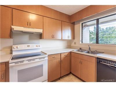 Mililani Condo/Townhouse For Sale: 95-138 Kuahelani Avenue #240