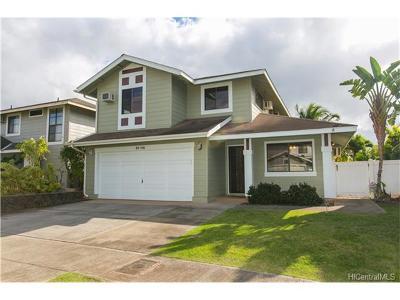 Waipahu Single Family Home For Sale: 94-536 Meaaina Place