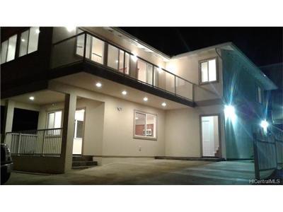 Aiea Single Family Home For Sale: 99-050 Nalopaka Place