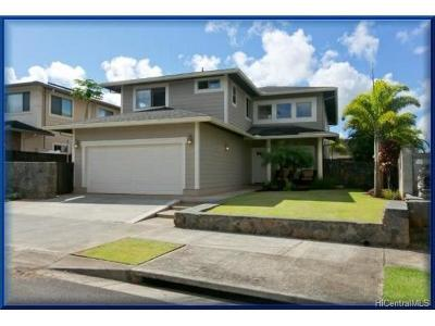 Mililani Single Family Home For Sale: 95-959 Kelakela Street
