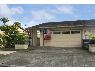 Kailua Single Family Home For Sale: 141-A Kahako Street