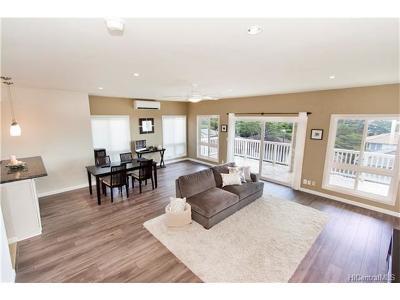 Aiea Single Family Home For Sale: 99-1395 Aiea Heights Drive #3