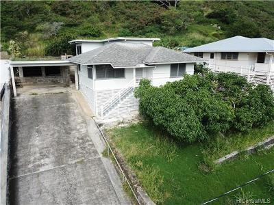 Rental For Rent: 6002 Kaniela Place (Kuliouou)