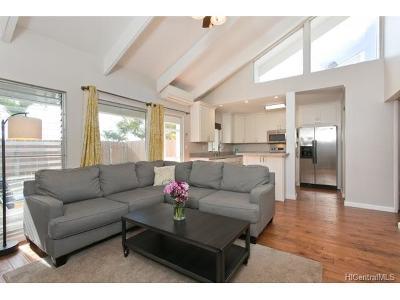 Mililani Condo/Townhouse For Sale: 94-019 Kuahelani Avenue #118