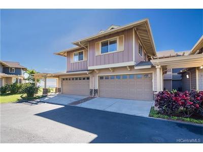 Kapolei HI Condo/Townhouse For Sale: $650,000