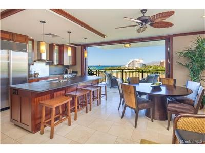 kapolei Condo/Townhouse For Sale: 92-102 Waialii Place #B-706