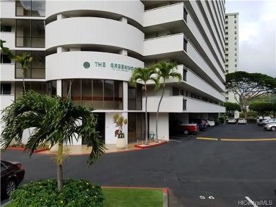 Honolulu Condo/Townhouse For Sale: 1128 Ala Napunani Street #309