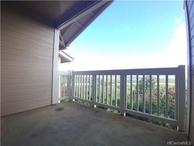 Waipahu Condo/Townhouse For Sale: 94-098 Manawa Place #O-202