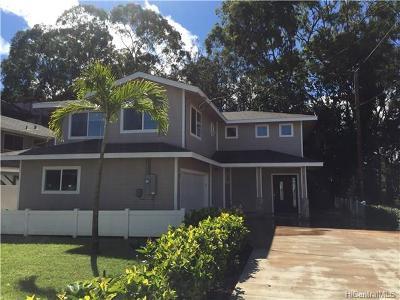 Single Family Home In Escrow Showing: 233 Walker Avenue #C
