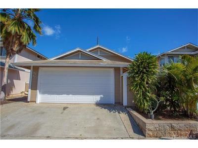 Single Family Home For Sale: 91-127 Puaina Place