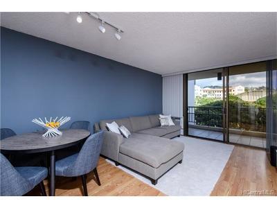 Honolulu Condo/Townhouse For Sale: 3138 Waialae Avenue #515