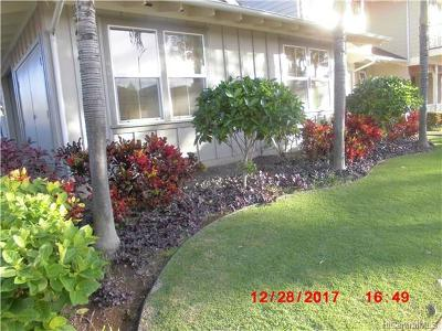 Condo/Townhouse For Sale: 91-1379 Keoneula Boulevard #1301