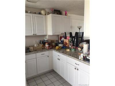 Aiea Condo/Townhouse In Escrow Showing: 99-060 Kauhale Street #308